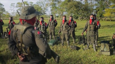 COLOMBIE : LA PETROGUERILLA, LE PAPE ET LA TERRE PROMISE