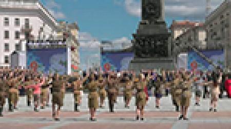 BIELORUSSIE, UNE DICTATURE ORDINAIRE  MARDI 04 SEPTEMBRE 2018  A 23H40 sur ARTE