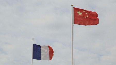 France-Chine, contrats et dépendances