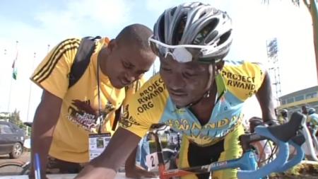 Le tour du Rwanda – Orange sport