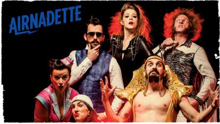 Airnadette – La Comédie Musiculte